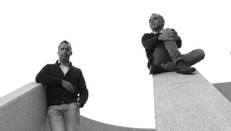 Joaquín Torres and Rafael Llamazares